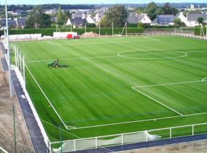 The cost of artificial grass field construction