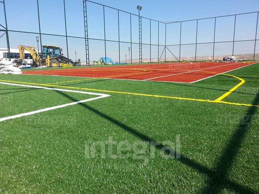 Multi-Purpose Field Construction Considerations