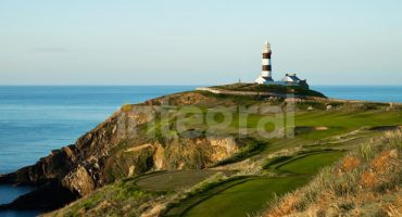 Artificial turf old head ireland golf course